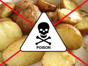 Potatoes are Poison