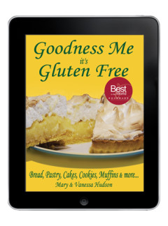 Goodness Me it's Gluten Free BAKING eBook