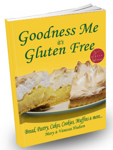 Goodness Me it's Gluten Free Cover Pic Baking