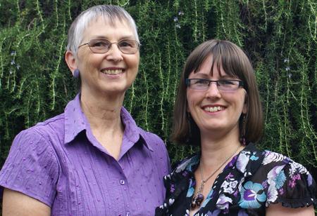 Goodness Me Gluten Free Authors - Mary & Vanessa Hudson