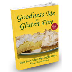 Goodness Me Gluten Free Baking Cookbook