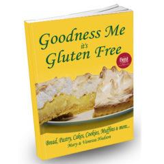 Goodness Me Gluten Free Baking Cookbook