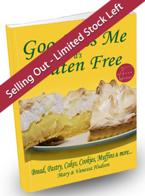 Goodness Me it's Gluten Free BAKING Cookbook