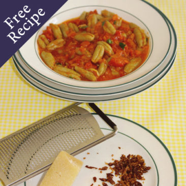 Goodness Me Gluten Free Pasta Arrabiata