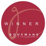 Logo Gourmand Winner