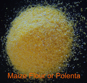 Maize Flour or Polenta