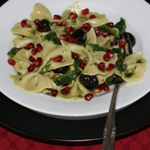 Goodness Me gluten Free Pomegranate Pasta