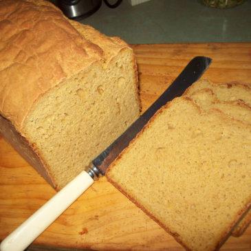 Bread Glorious, Gluten Free Bread