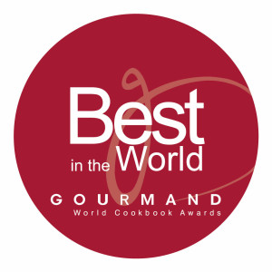 Gourmand Awards Best in World Awards sticker