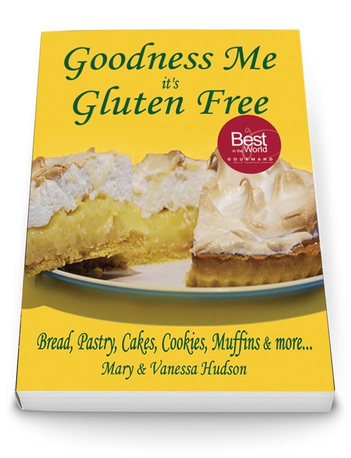 Goodness Me Baking Cookbook 3d Cover