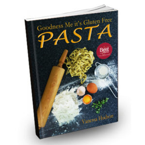Goodness Me Gluten Free PASTA Cookbook