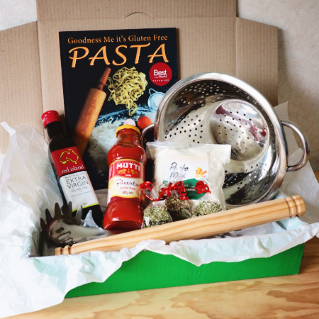 Gluten Free Pasta Making Discovery Box