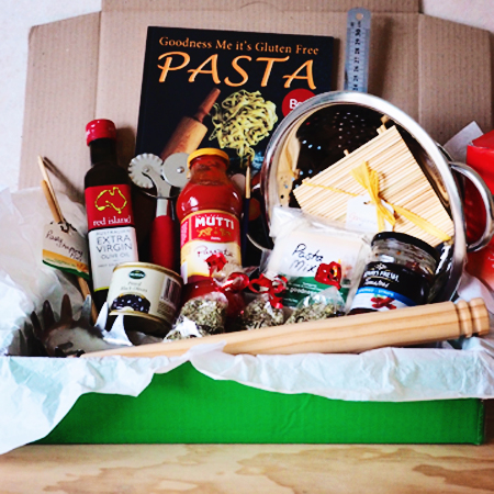 Goodness me gluten free passionate about pasta gift box passionate about pasta gift box negle Gallery