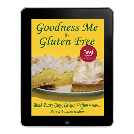 eBook Goodness Me Gluten Free Baking Cookbook