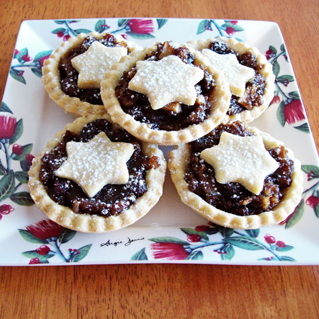 Goodness Me Gluten Free Christmas Fruit Mince Tarts Pies