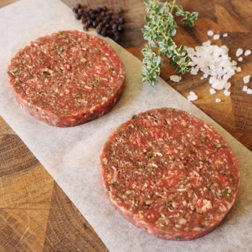 Goodness Me Gluten Free Best Ever Burger Patties