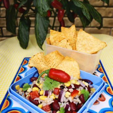 Goodness Me Gluten Free Mexican Salad