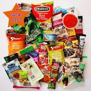 Gluten Free Snack Box Great Gift
