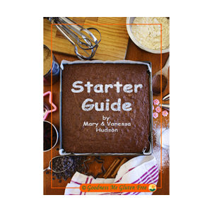 Goodness Me Gluten Free Starter Guide Cover