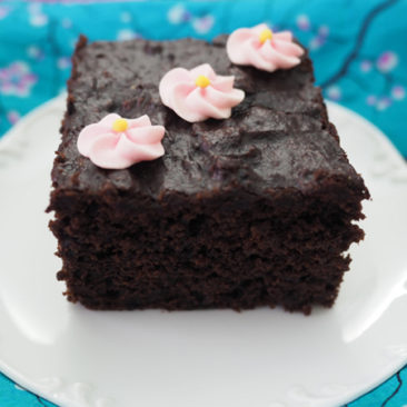 Goodness Me Gluten Free Chocobeet Cake